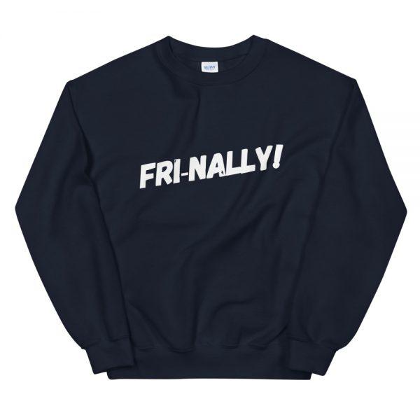 Frinally Unisex Sweatshirt