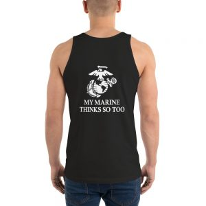 mockup e9513c69 300x300 - Does My Butt Look Good My Marine Thinks So To Classic tank top (unisex)
