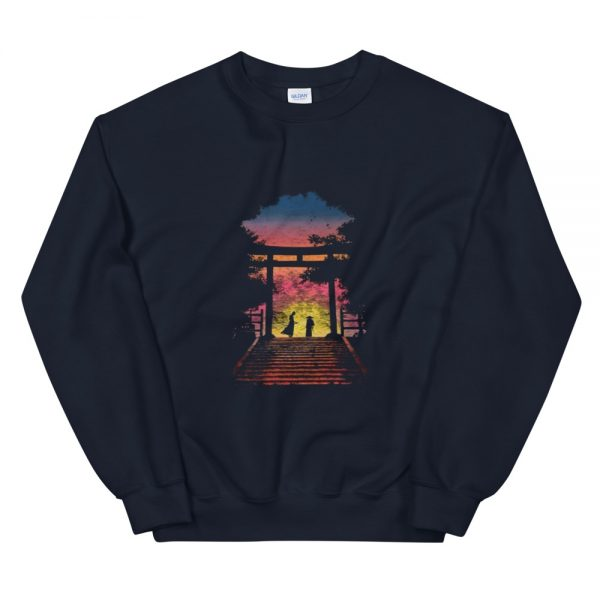 As the sun is rise Unisex Sweatshirt