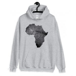 African ClothingBlack Girl Magic Hoodie