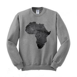 African ClothingBlack Girl Magic Sweatshirt