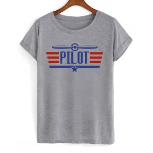 Airplane Pilot Wingman T-shirt