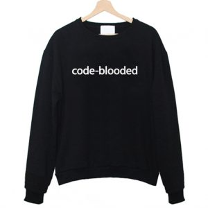 Code Blooded Funny Code Programmer IT Sweatshirt 300x300 - Home