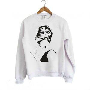 ELEGANT ROCK Audrey Fan Sweatshirt