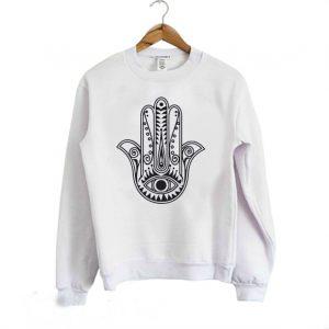 Fatima Hand Yoga Sweatshirt 300x300 - Home