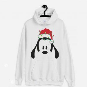 Goofy Disney Christmas Hoodie