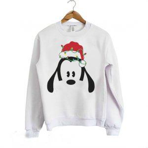 Goofy Disney Christmas Sweatshirt