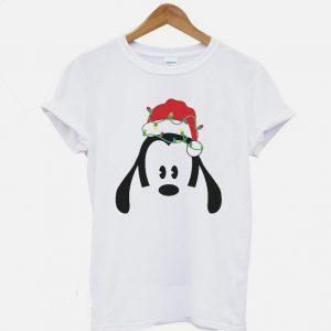 Goofy Disney Christmas T-shirt