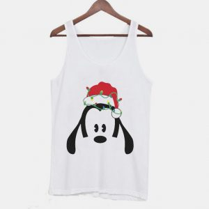 Goofy Disney Christmas Tanktop