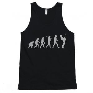 Guitar Player Evolution Charles Darwin Tanktop 300x300 - Home