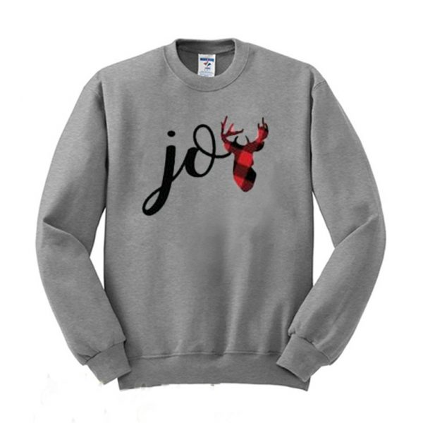Joy Vintage Family Christmas Sweatshirt