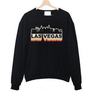 Las Vegas Skyline Vintage Retro Swetshirt 300x300 - Home
