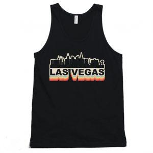 Las Vegas Skyline Vintage Retro Tanktop 300x300 - Home
