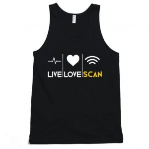 Live Love Scan Sonography Radiologist Tanktop 300x300 - Home