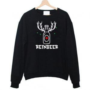 Reinbeer Christmas Sweatshirt