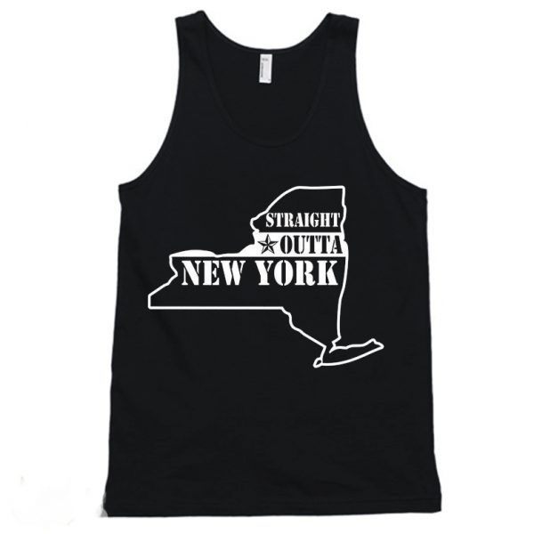 Straight Outta New York Tanktop