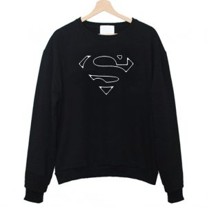 Superman Light Logos Sweatshirt 300x300 - Home