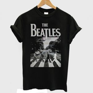The Beatles 'Abbey Road' 60's T-shirt