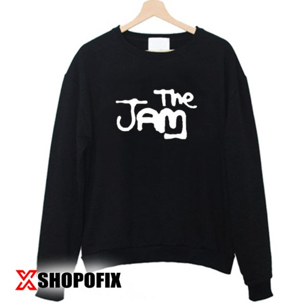 The Jam Paul Weller Sweatshirt