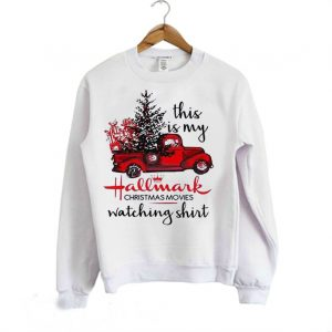 This Is My Hallmark Christmas Movies Watching Sweatshirt 300x300 - Home