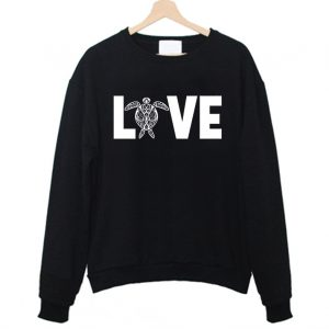 Turtle Love Sweatshirt