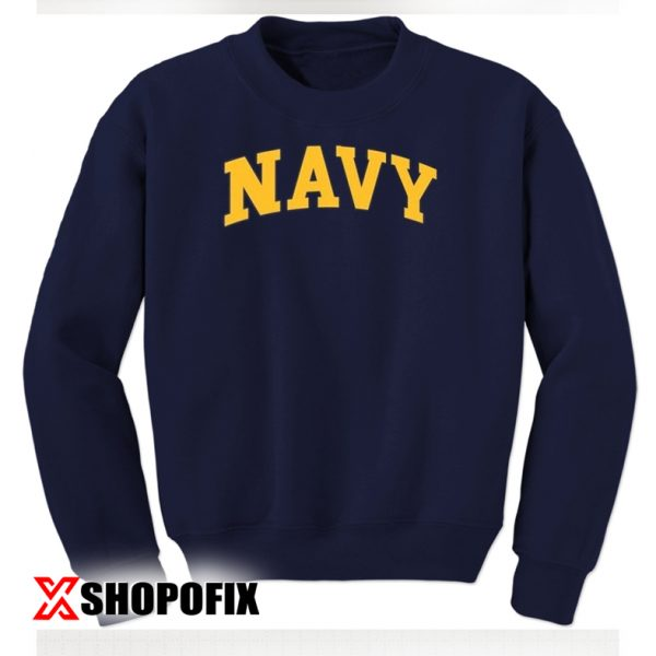 US Military Gear Navy Training Sweatshirt