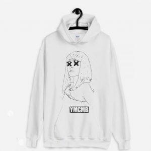 YMCMB Nicki Minaj Graphic Hoodie 300x300 - Home