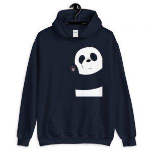 Bear Panda Unisex Hoodie