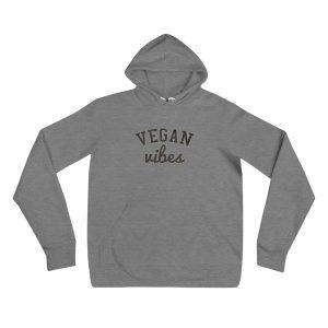 Vegan Vibes Unisex hoodie