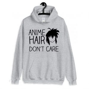 Anime Hair Dont Care Anime Hoodie 300x300 - Home