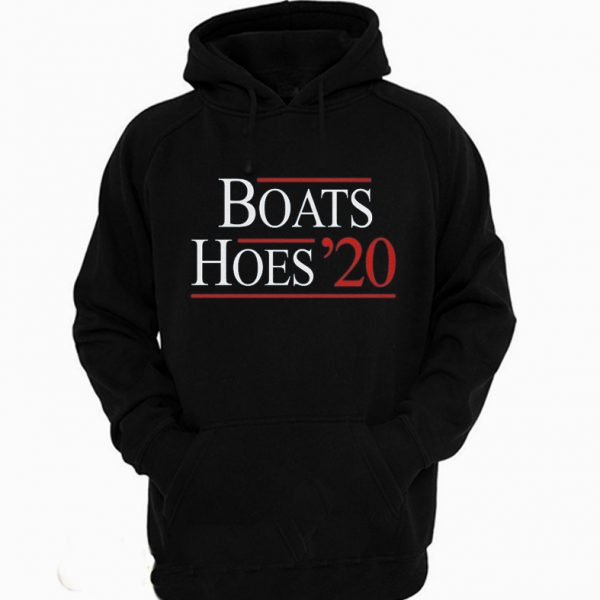 Boats & Hoes 2020 Vote for USA Hoodie