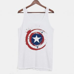 Captain America Tanktop 300x300 - Home