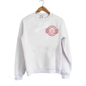 Christmas Holiday Express Mail Stamp Sweatshirt 300x300 - Home