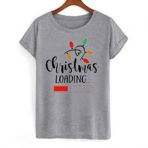 Christmas Loading T-Shirt