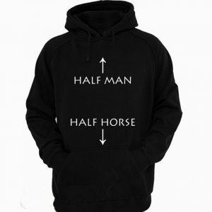 Half Man Half Horse Funny Hoodie 300x300 - Home