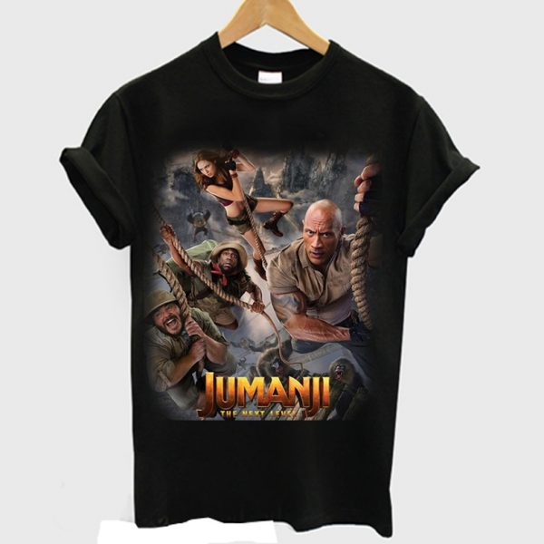 Jumanji The Next Level T Shirt