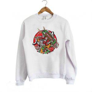 Santa Clauz Sweatshirt 300x300 - Home
