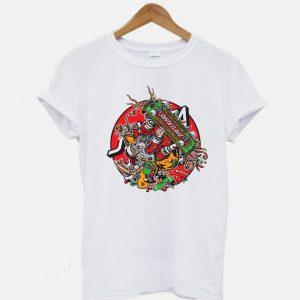 Santa Clauz T Shirt 300x300 - Home