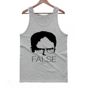 The Office Dwight Schrute False TankTop