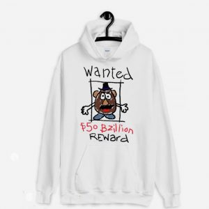 Wanted Mr Potato Head Toy Story Hoodie