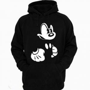 Angry Mickey Hoodie