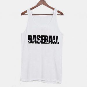 Baseball player Tanktop