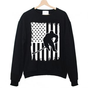 Ice Hockey American Flag Sweatshirt 300x300 - Home