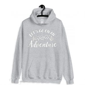 Lets Go On An Adventure Hoodie 300x300 - Home