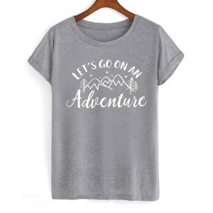 Lets Go On An Adventure T Shirt 300x300 - Home