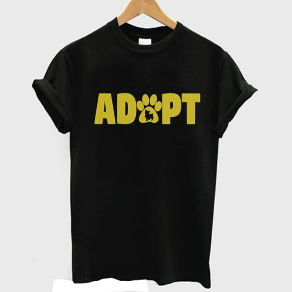 Pet Adoption T Shirt