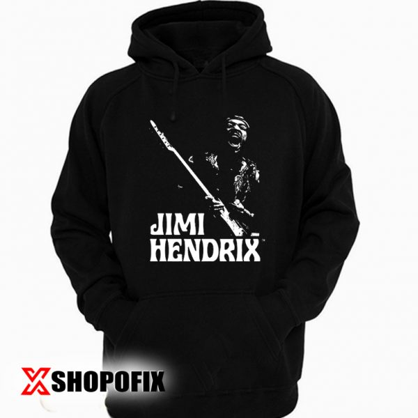 1970 Jimi Hendrix Hoodie
