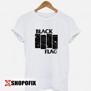 Black Flag American punk rock band T shirt 300x300 - Home