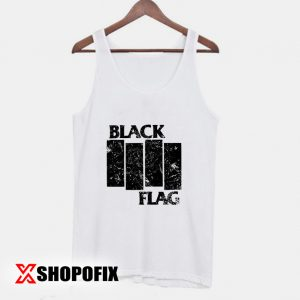 Black Flag American punk rock band Tanktop 300x300 - Home