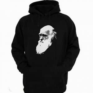 Charles Darwin Theory of Evolution Hoodie